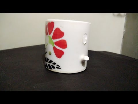Best Reuse Of Broken Cup/creative art/Best Out Of Waste Craft Ideas/DIY Art and Crafts Ideas