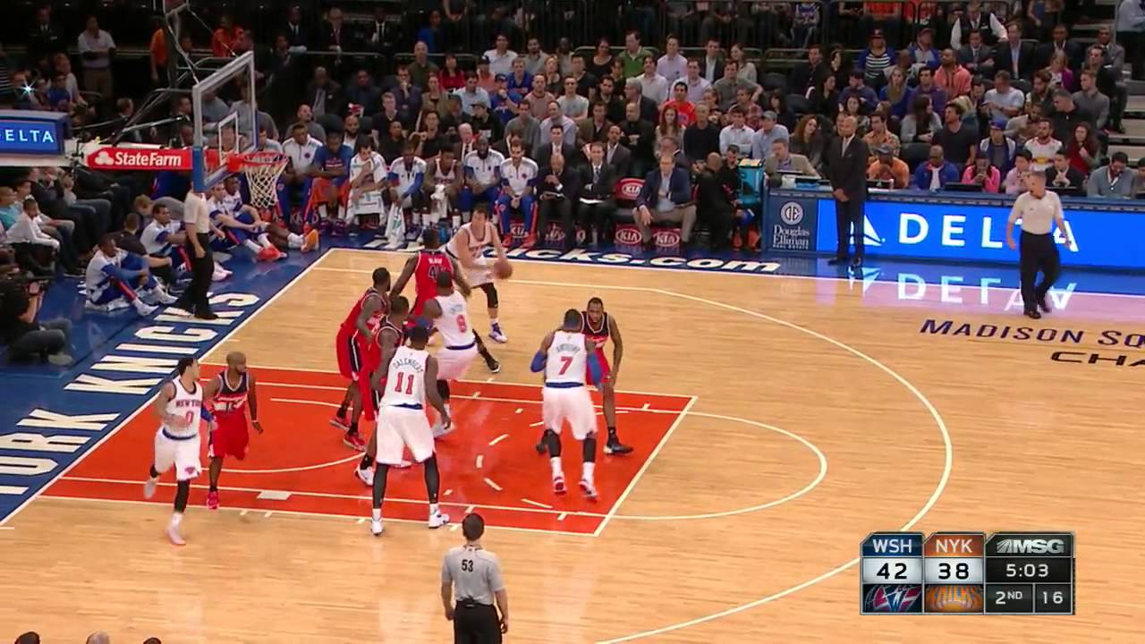 The Knicks Triangle Offense: The Good, the Bad and the Ugly