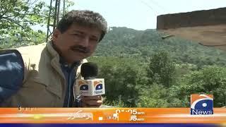 Hamid Mir Mandhol Azad Kashmir LoC Ke Nazdeek