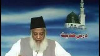 Dr Israr Ahmad statement about Hazrat Ali rz