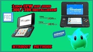 3DS Frogminer: Kostenlos Luma CFW auf 11 11 installieren