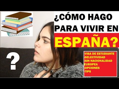 ¿CÓMO HICE PARA VIVIR EN ESPAÑA(BARCELONA)? ♥ VISA DE ESTUDIANTE, SELECTIVIDAD (TIPS) 2016