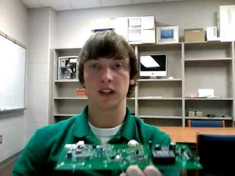 Andrew's EV Power Controller