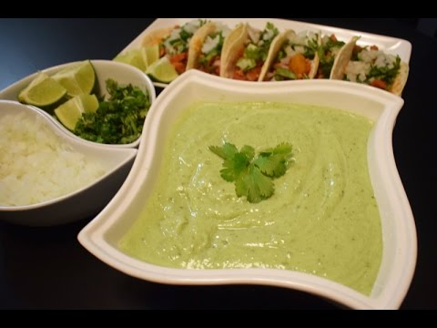 Recipe Avocado Salsa, super easy,  Mexican, 5 de Mayo