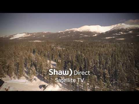Whitehorse Is - Shaw Direct Satellite TV: Coast to Coast: Whitehorse I Commercials I Shaw Direct