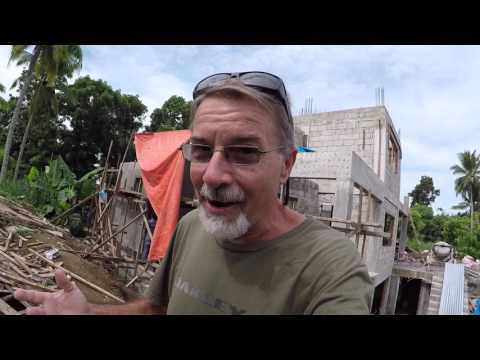 VILLA FELIZ - EPISODE 128:  SEPTIC TANK 101 (House Building in the Philippines)