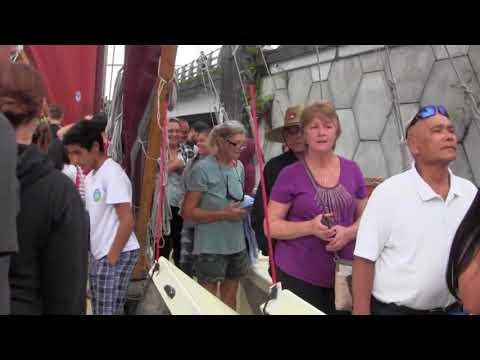 Hokule'a Docks in Hilo