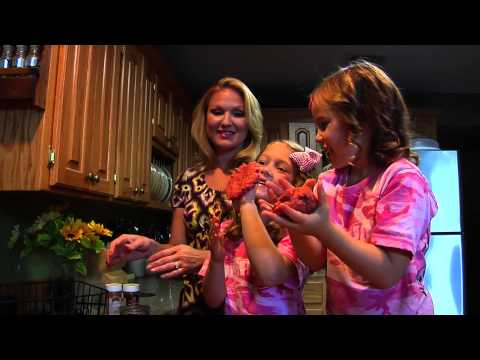 Wild Cookin: Kids in the kitchen