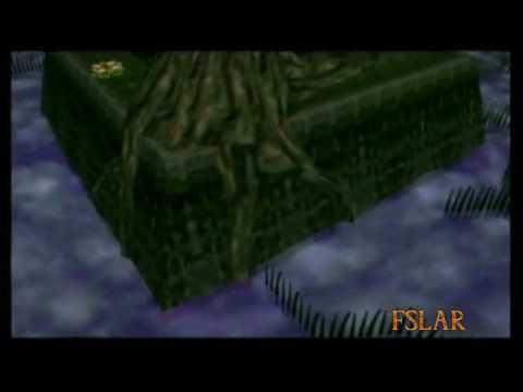 Legend of Zelda: Majora's Mask - Woodfall Temple - Boss Odolwa