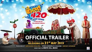 Family 420 (Official Trailer) Gurchet Chitarkar | Rel 31st May | Latest Punjabi Comedy Movies 2019