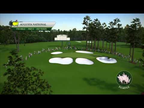 Course Flyover: Augusta National Golf Club