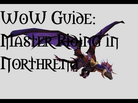WoW Guide - How to cold weather flying in Northrend?