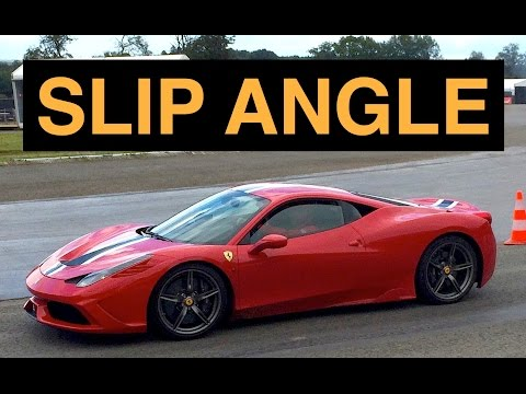 Slip Angles - Tire Traction - Explained