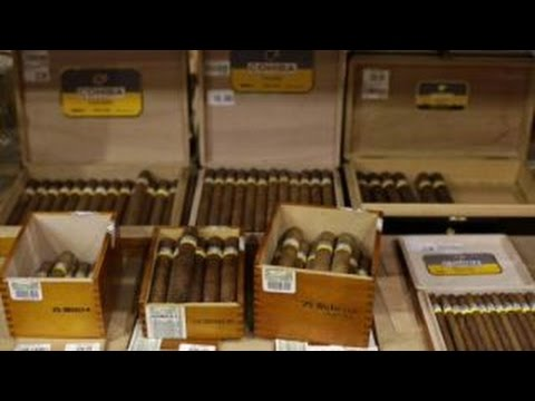 New rules allow Americans to bring home cigars from Cuba