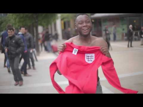 The Euro 2016 Shirt Swap Special With Carlsberg #AD