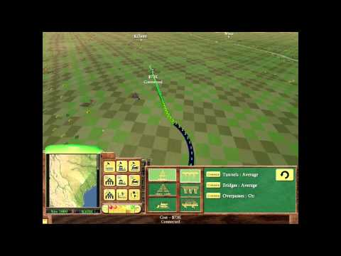 Railroad Tycoon 3 | Texas Tea | Video 1/4 | Explicit | Let's Play