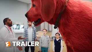Clifford the Big Red Dog Trailer #1 (2021)   Movieclips Trailers