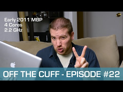 Why is my Laptop faster than my Phone? - Off the Cuff #22