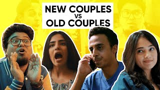 Old Couples Vs New Couples | Jordindian