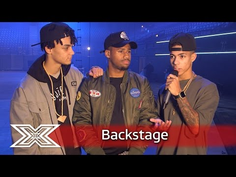 The X Factor Backstage with TalkTalk: From One Dance to Wembley, 5 After Midnight reminisce!!