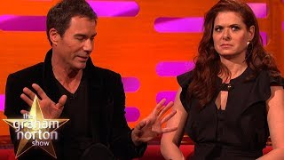 Madonna Caused a Rift Between Debra Messing & Eric McCormark | The Graham Norton Show