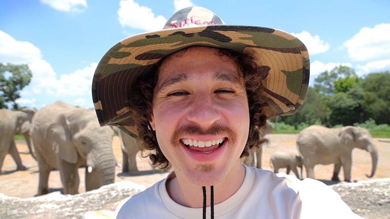 El safari con MÁS ANIMALES de América | Africam Safari 🦒🦓🐘