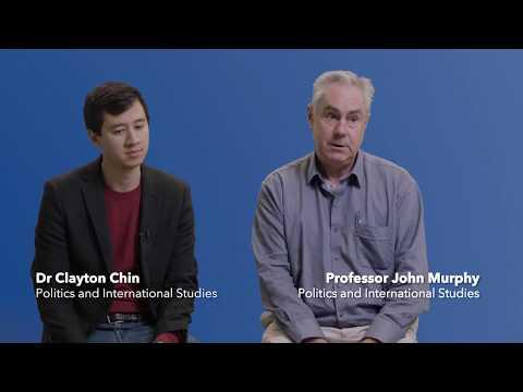 Politics and International Studies Major