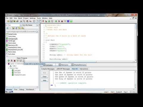 Creating an Executable JAR file in jGRASP