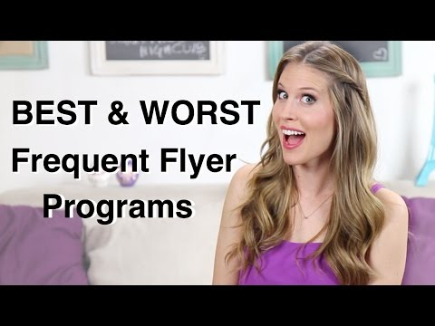 Best + Worst Frequent Flyer Programs for 2016 | Travel Tips & Tricks | How 2 Travelers