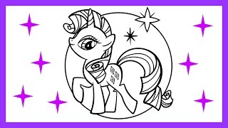 Download 마이리틀포니 Mlp 색칠하기 색칠공부coloring Pages