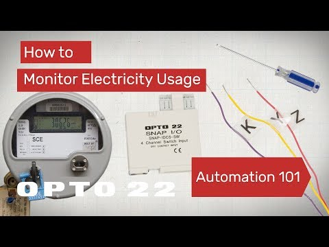 How to Monitor Electricity Usage for the IoT