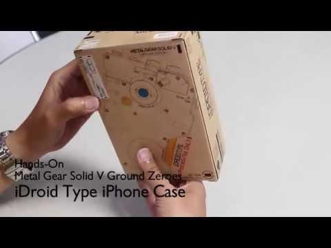VGI Tube vol. 26: Hands-On iDroid Type iPhone Case