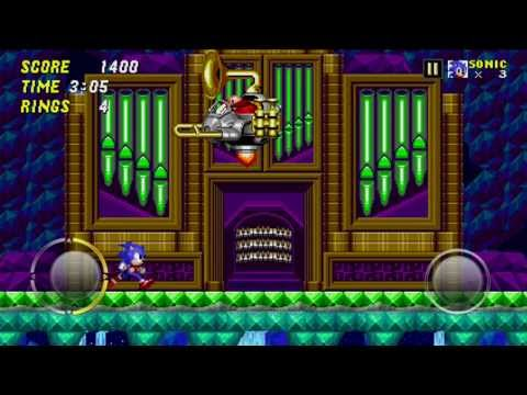 Hidden Palace Zone - Sonic the Hedgehog 2 for iOS