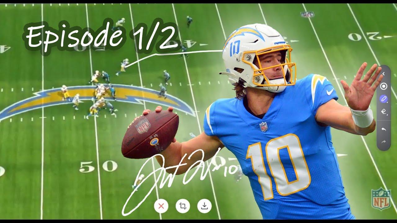 Justin Herbert | Kurt Warner Breaks Down the Game Tape | Episode 1 of 2