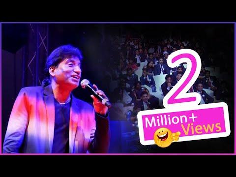 Raju Shrivastava Comedy Riots at Lakshya 2018