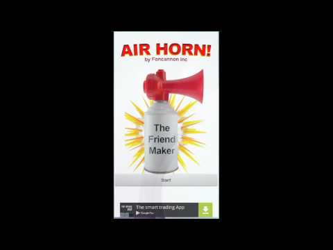 Air horn funny but pointless app review