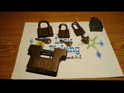 (80) 5 locks in 5 minutes part 25