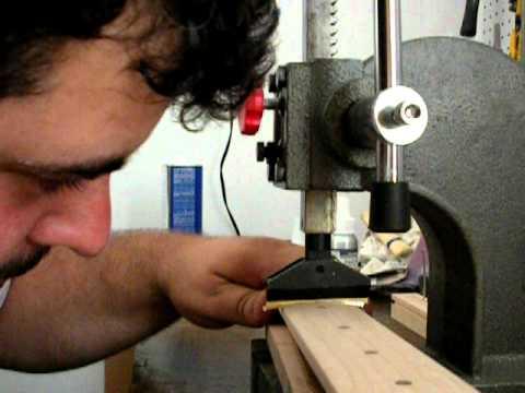 DIY Fret Press
