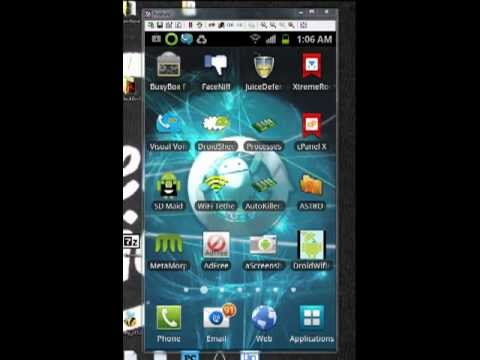 Samsung Galaxy Skyrocket 2 - How To Spoof Mac Address On Andriod Moblie Phone