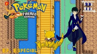 Pokemon Fire Red - Especial Captura - Como apanhar um Abra !