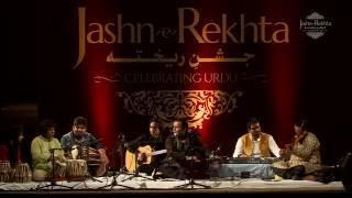 Zindagi mein to sabhi pyar kiya karte hain - Rafaqat Ali Khan I Jashn-e-Rekhta 2016