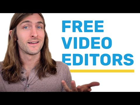 Free Video Editing Software: Best 3 Programs of 2018