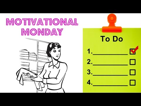 How To Get Motivated When You're NOT!!!