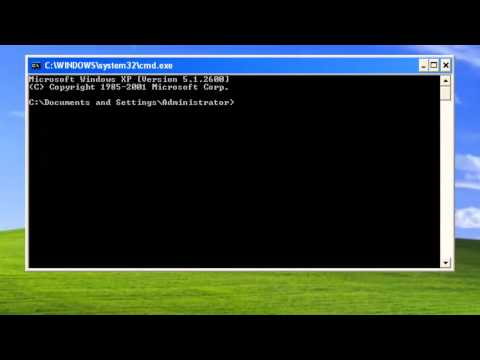 How to remove and change windows xp password without any CD and software