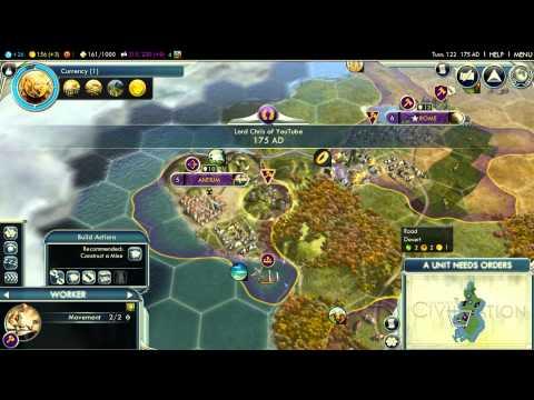 HD Civilization V pt 11: Strategic Resources