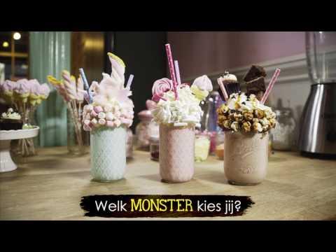 Amazing monstershakes van A Cup of Cake in Breda
