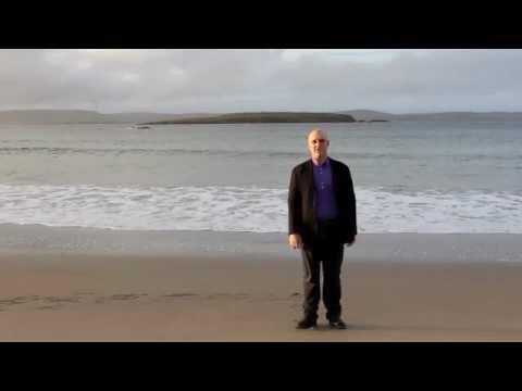 A breezy Shetland Christmas greeting