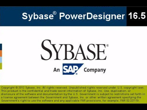 How to download for free and install Sybase PowerDesigner