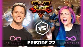 Ep 22 | Street Fighter V | Tmartn Vs. The Zombi Unicorn | Log S2
