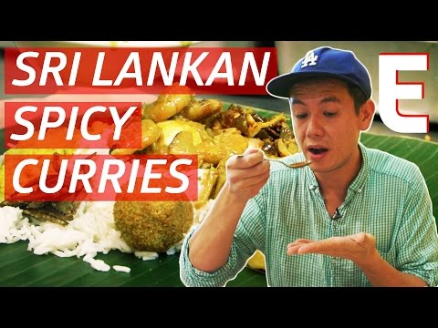 Spicy Sri Lankan Hoppers at Toronto's Hopper Hut — Dining on a Dime